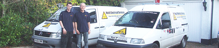 Nash Electrical Services - Nash Electricial is a Family Business